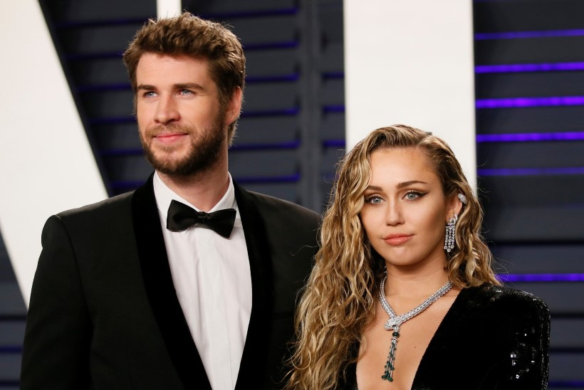 Miley Cyruse ja Liam Hemsworthi abielu sai ametlikult läbi
