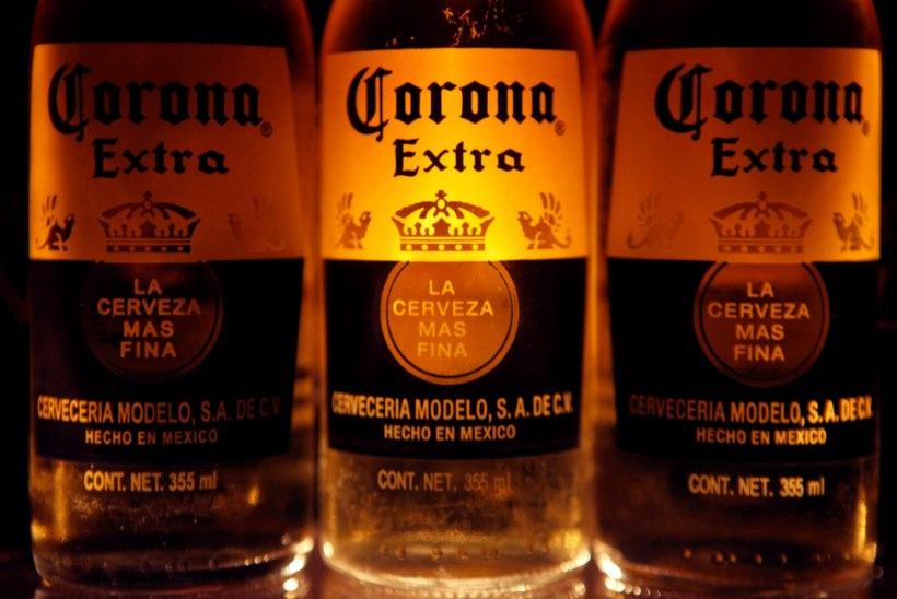 OH, JAH... Mõned inimesed kardavad Corona õlleviirust