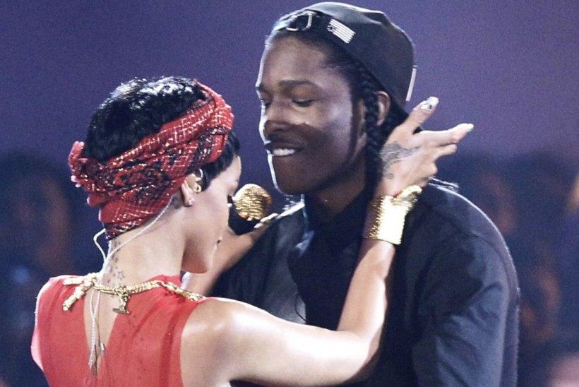 KUUM KIRG: Rihanna vahetas Saudi miljardäri A$AP Rocky vastu!