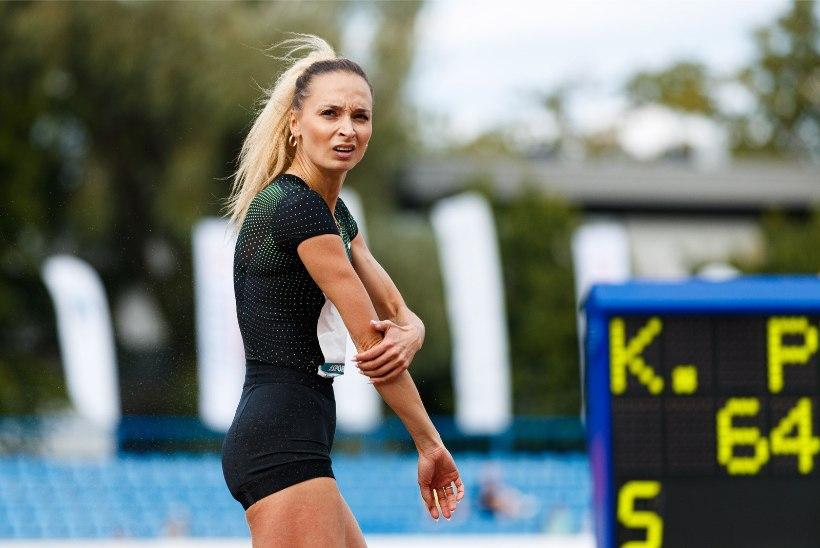 HUVITAV: Ksenija Balta alustab hooaega kõrvalalal – kas sihikul on Eesti rekord?