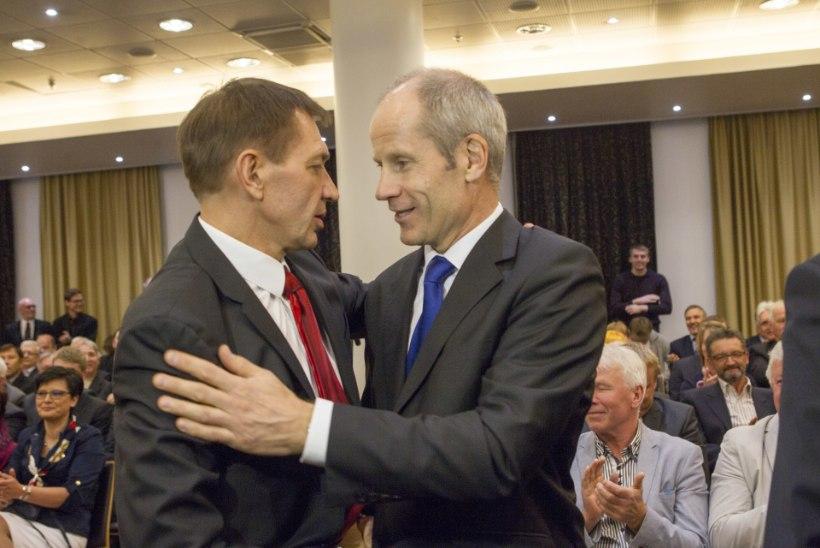 Kellest saab EOK president? Kas eelistatakse praegust bossi, asepresidenti või musta hobust?
