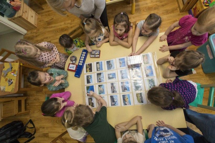 Eesti laps vene lasteaeda? Rahule jäävad nii lapsed kui ka vanemad