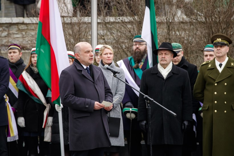 RAKETIRÜNNAK IRAAGIS! Kaitseminister Luik Iraani kättemaksu ootuses: ameeriklased kaitsevad kindlasti Eesti sõdureid