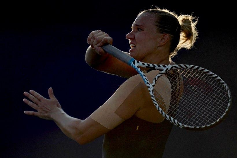 Kaia Kanepi alustab aasta esimest turniiri tugeva tšehhitari vastu