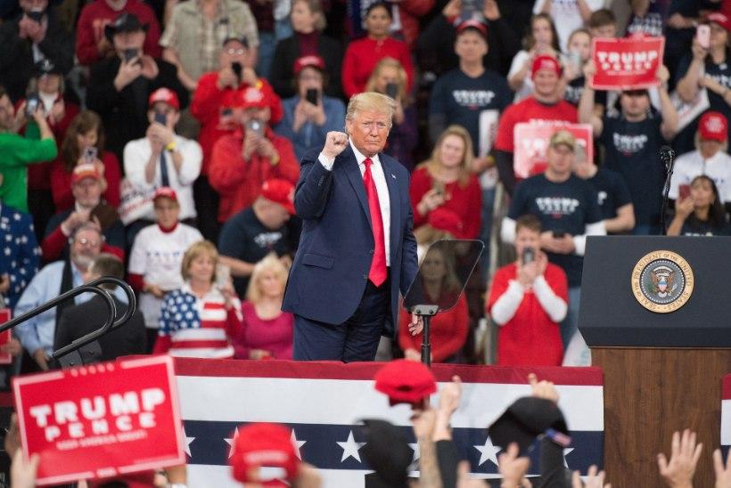 ALANUD AASTA KÜSIMUS: kas Donald Trump valitakse sügisel USA presidendiks tagasi?