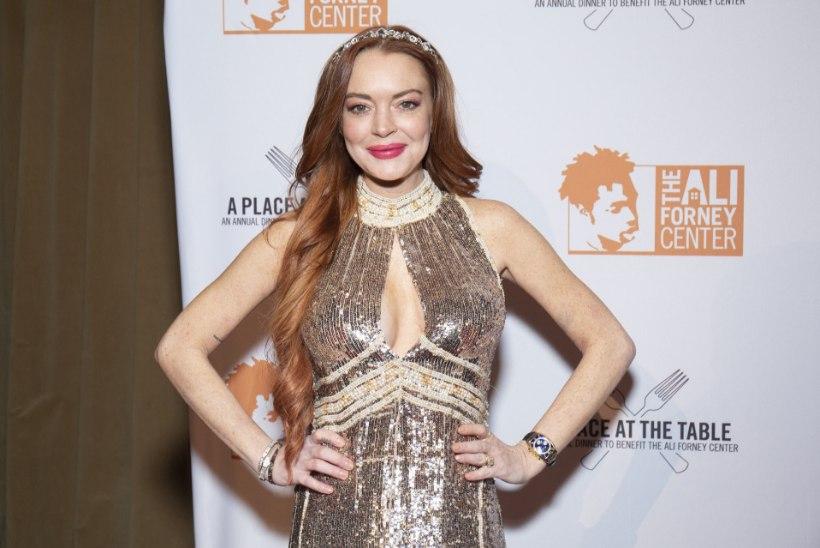 Lindsay Lohan lubab kodumaale naasta ja härjal sarvist haarata