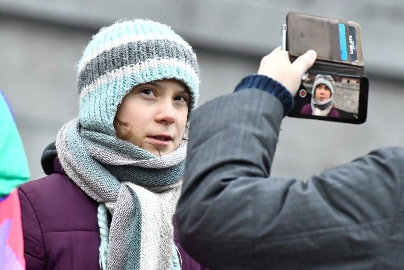 ROKILEGEND: kliimaaktivist Greta Thunberg on ajupestud