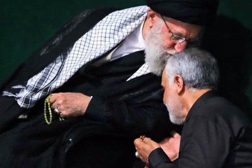 JÄRSK PINGEKASV: Iraan lubas Donald Trumpi käsul tapetud kindrali eest kätte maksta