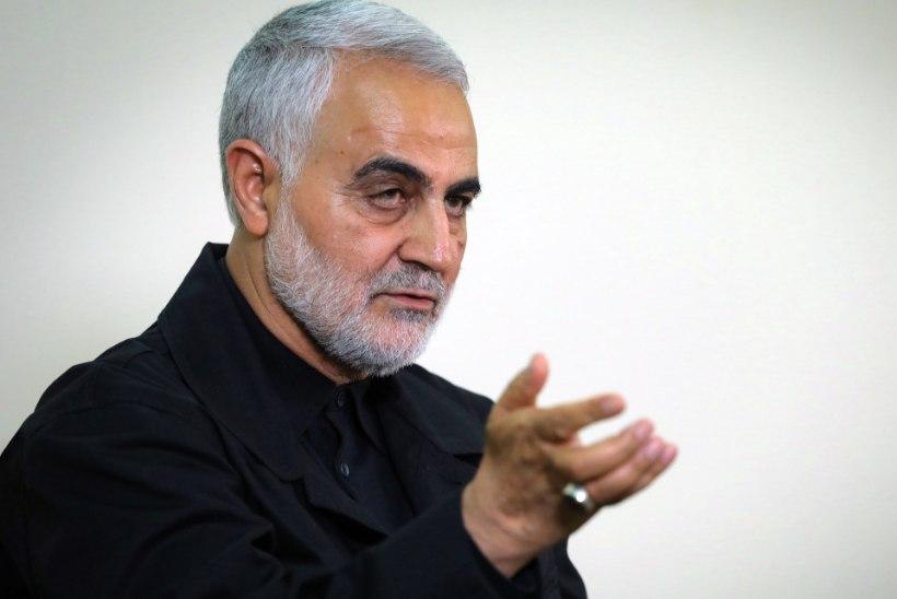 TRUMPI KÄSUL: USA raketirünnakus tapeti Iraani eliitüksuse kindral