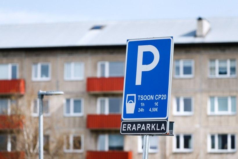 Parkimine – üks suuremaid murekohti kortermajade ümbruses