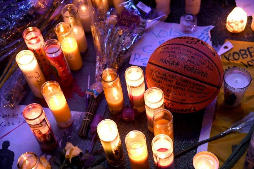 Renee Meriste paljastab: Kobe Bryanti kopter kukkus alla minuti kaugusel minu ja Maarja Kivi kodust