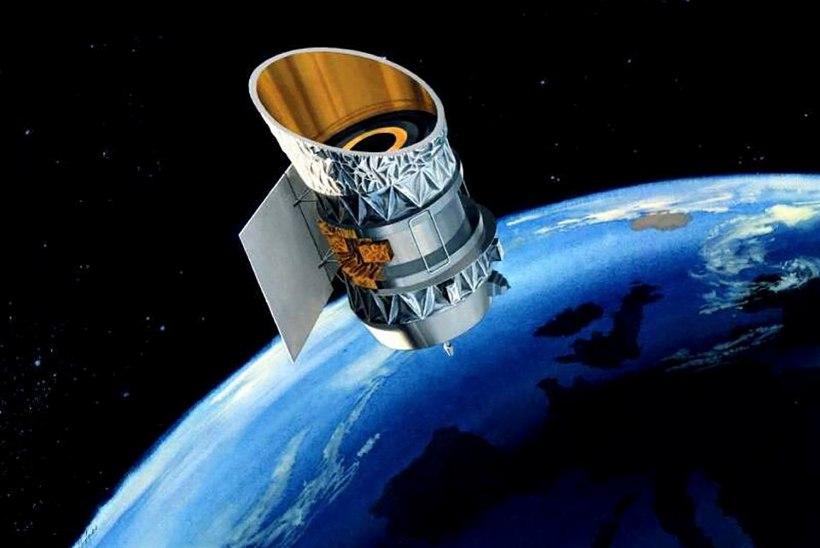 Kahel mitteaktiivsel satelliidil õnnestus USA kohal kokkupõrget vältida