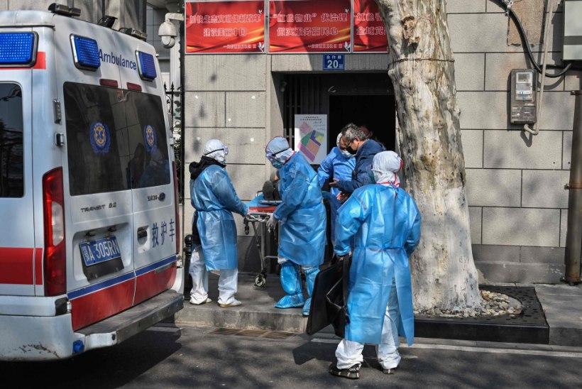 UUED OHVRID: koroonaviirusesse on surnud juba 170 inimest. Maailma terviseorganisatsioon kuulutas välja hädaolukorra