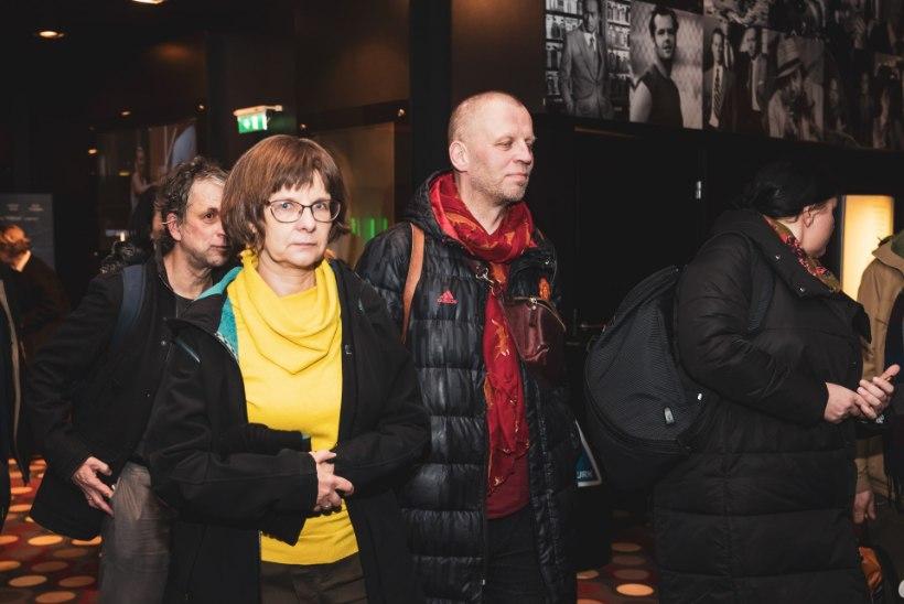 PILDID | Vaata, kes saabusid rahvusvahelise dokumentaalfilmide festivali DocPoint meeleolukale avapeole!