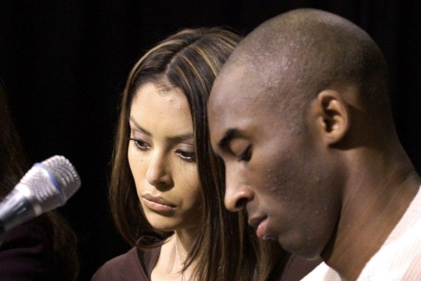 Kobe Bryanti naine võttis esimest korda pärast mehe surma sõna: meie valu on täiesti kirjeldamatu