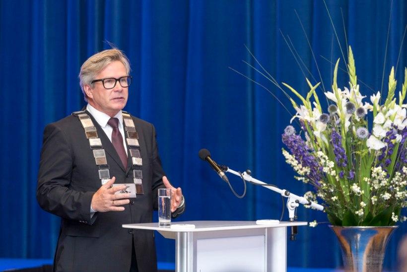 Eesti Kunstiakadeemia rektoriks valiti taas akadeemik professor Mart Kalm