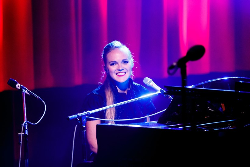 GALERII | Aasta muusik Kadri Voorand: pingutan ka sel aastal, et olla veel parem