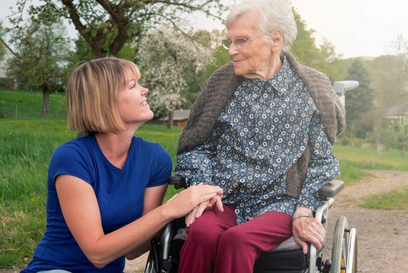 KEERULINE OLUKORD: kuidas hakkama saada täiskasvanu hooldamisega kodus?