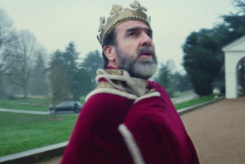Liam Gallagher mängib uues videos vutiäss Cantona teenrit