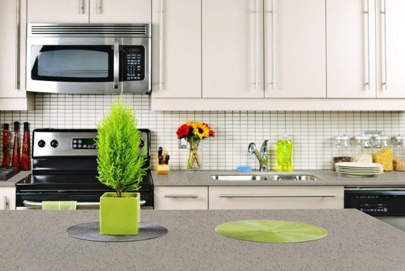 Eestimaalaste seas levib tendents eelistada köögitasapinnana kivi