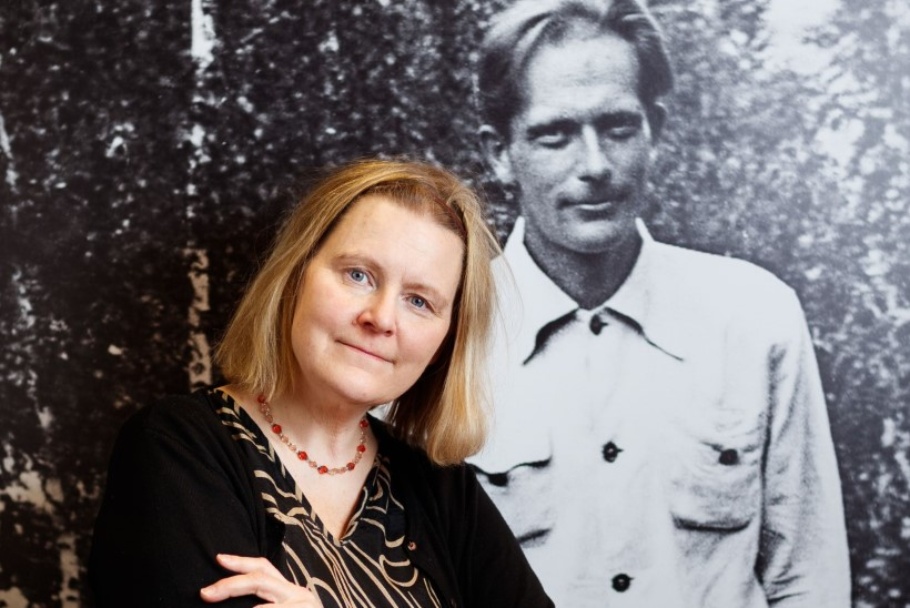 """Jaan Krossi tütar Maarja Undusk: """"Lapsena ei saanud ma küll aru, et mingis erilises peres kasvaksin."""""""