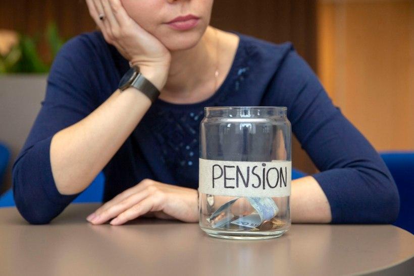 Pangad: inimeste teadlikkus teise pensionisamba väljamaksmisest jätab soovida