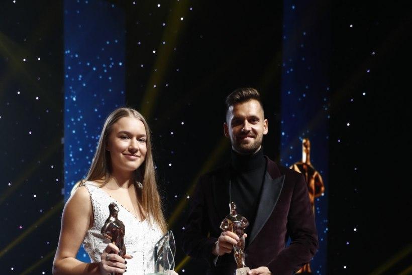 BLOGI JA FOTOD | Magnus Kirt edestas Ott Tänakut ja valiti parimaks meessportlaseks, Kelly Sildaru on parim naissportlane