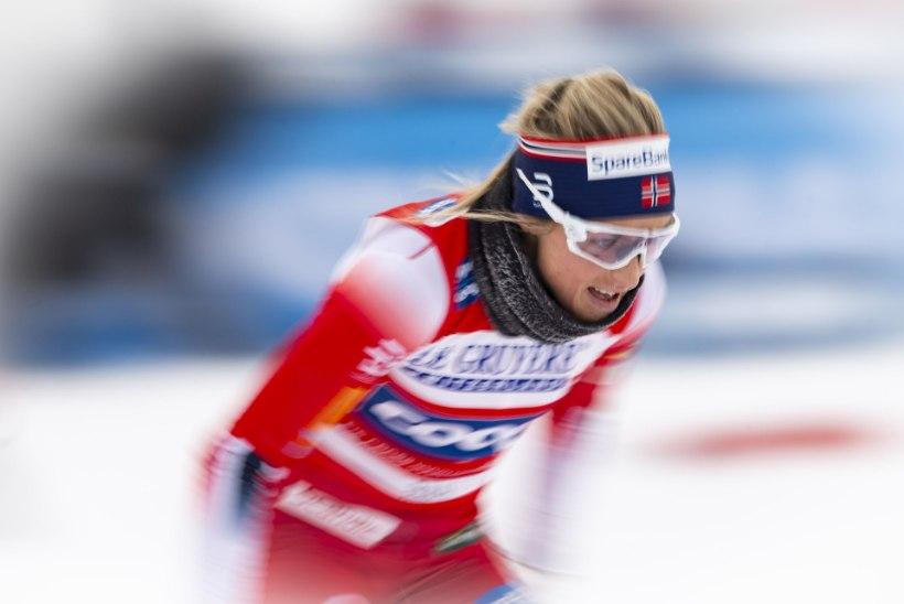 Tour de Ski | Suusamaailma valitsejanna Johaug jäi poolfinaalis viimaseks