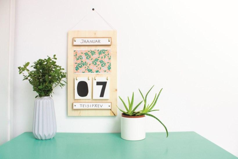 TEE ISE | Pilkupüüdev kalender igaks päevaks!