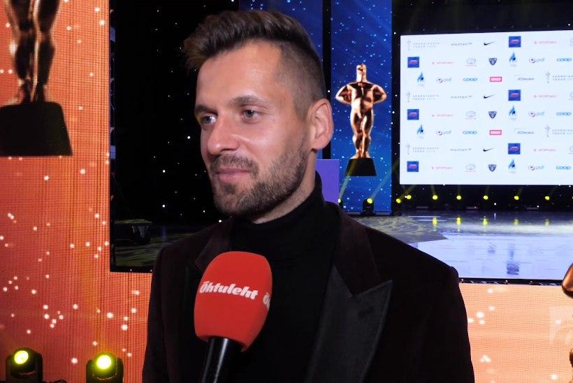ÕL VIDEO | Aasta meessportlane Magnus Kirt: õnnestus teha aste kõrgem hooaeg kui eelmine