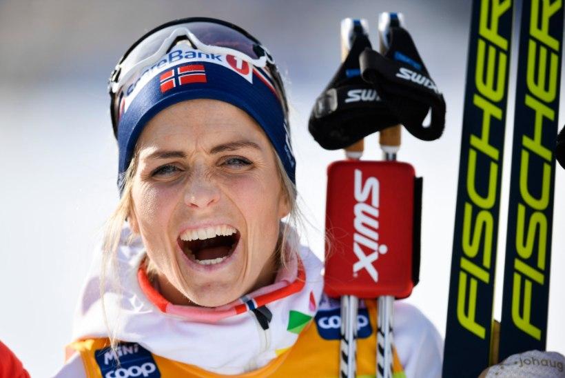 Tour de Ski | Johaug näitas ränkraskel lõputõusul võimu ja saavutas karjääri kolmanda üldvõidu