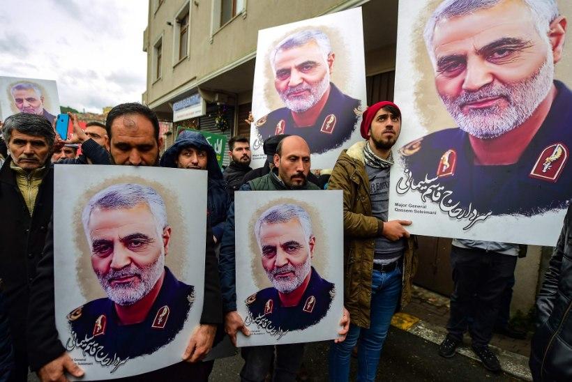 PINGE KASVAB: Iraan lõpetab tuumaleppe ja jätkab uraani rikastamisega