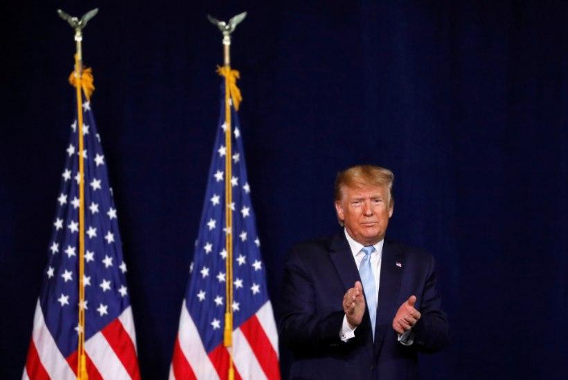 Trump hoiatab: USA on valmis jõuliselt ründama 52 paika Iraanis