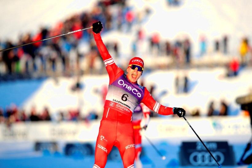 Tour de Ski | Venelased kukutasid Kläbo ja said kaksikvõidu