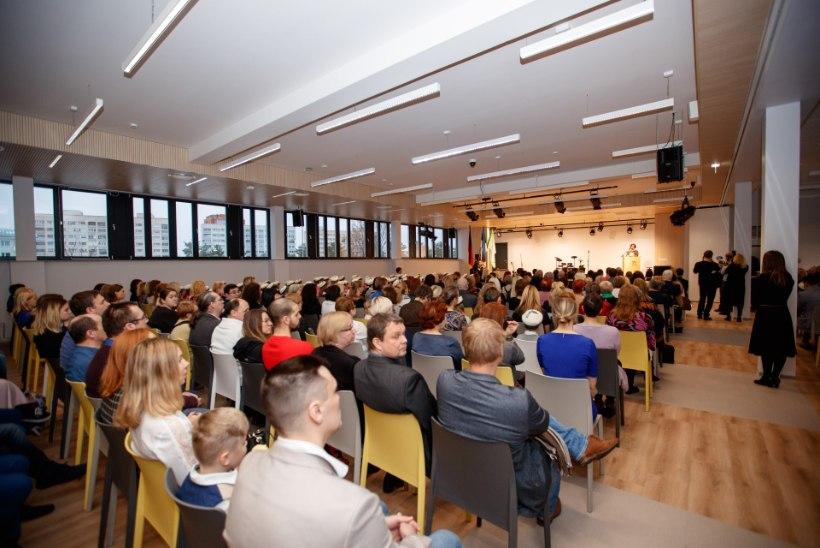 GALERII | Sildaru, Pluuto ja teised said 12 miljoni euro eest uue uhke koolimaja!