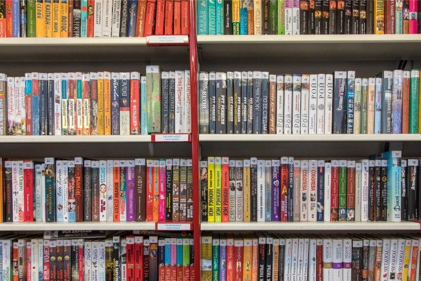 Kodune raamatukogu mõjutab laste haridustee kujunemist paremuse suunas