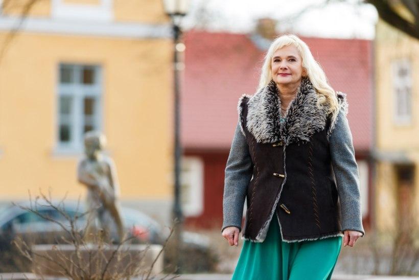 """Tajuja Tiina Türk: """"Kui pidevalt vaimude, surnute ja hingede maailmaga tegeleda, ei ole seal enam midagi hirmutavat!"""""""