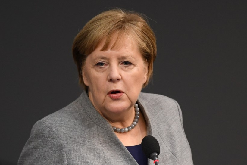 KÜLLA PUTINILE: Saksamaa liidukantsler Angela Merkel lendab laupäeval Moskvasse