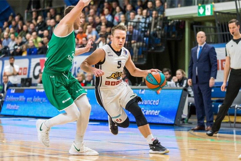 BC Kalev/Cramo purustas Läti võistkonna ja hakkab liidritele kandadele astuma