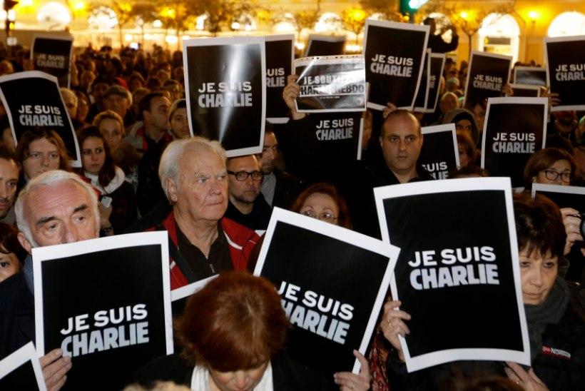 MINEVIKUHETK | 7. jaanuar: terroristidest vennad korraldasid Pariisi satiiriajakirja toimetuses veresauna