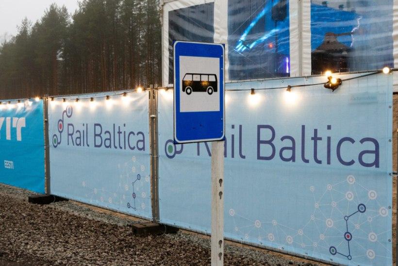 Baltimaade riigikontrollid: Rail Balticu suurprojekt ületab eelarvet ja ajakava