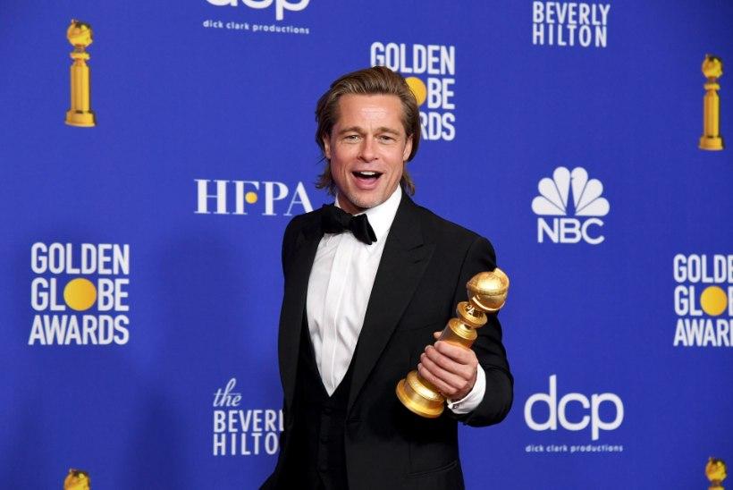 Brad Pitt tunnistab, et tema eraelu on katastroofiline
