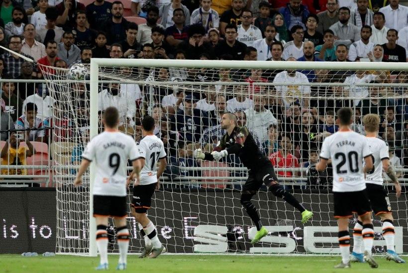 VIDEO   Real pani superkarika poolfinaalis vastase paika! Kroos lõi aasta värava?