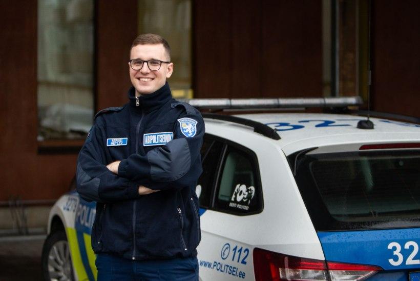 ÕL VIDEO   Abipolitseinik: ette tuleb nii siilikese päästmist kui märulifilmilikku tagaajamist