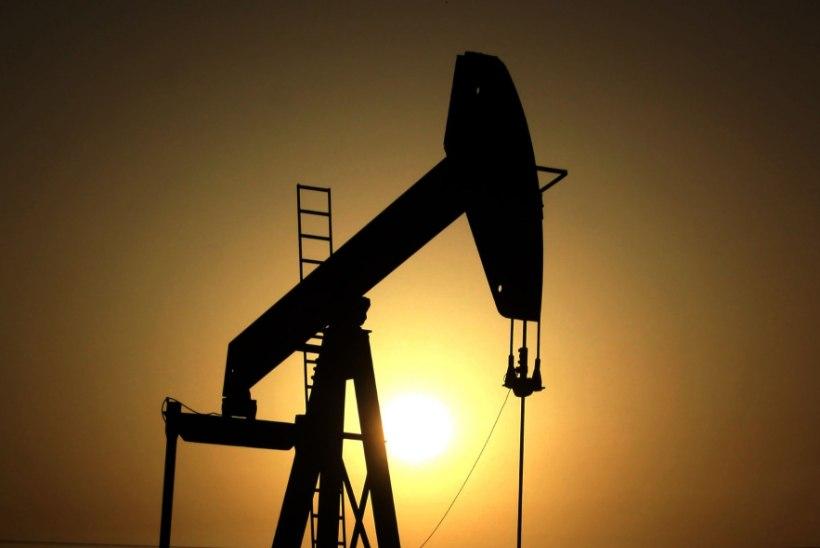 Iraani rünnakud tõstsid taas toornafta hinda