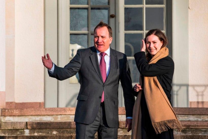 TUTVUMISVISIIT: Soome peaminister Sanna Marin saabub reedel Tallinnasse