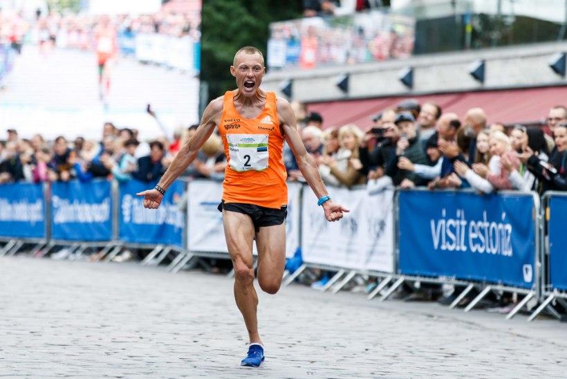 Kehva treeneri tõttu jalgpallist loobunud Roman Fosti jookseb end nirvaanasse