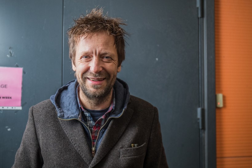 """Ivo Uukkivi: """"Mulle meeldib naiste seltskonnas palju rohkem olla kui meestega garaažis."""""""