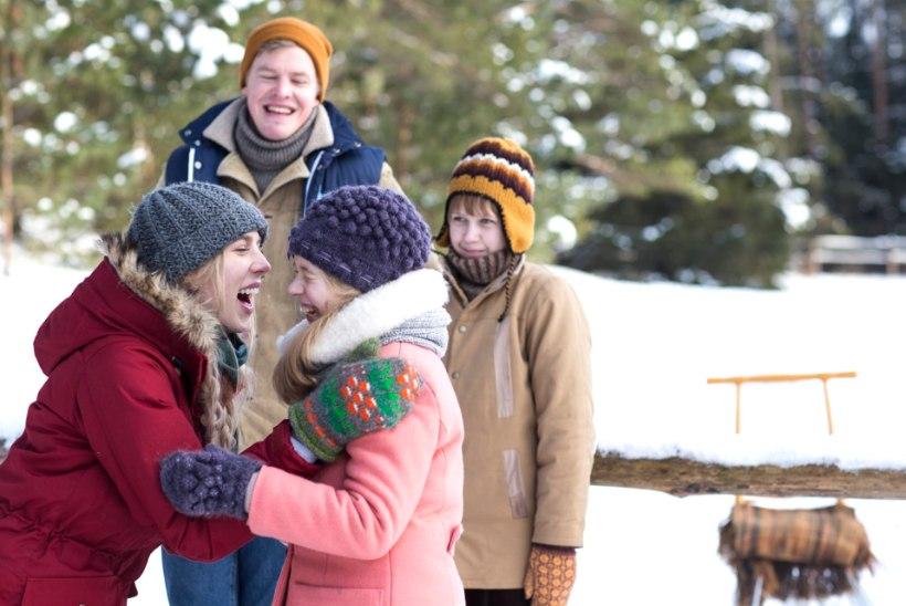 """Vahva! """"Eia jõulud Tondikakul"""" võitis Vilniuses parima lastefilmi auhinna"""