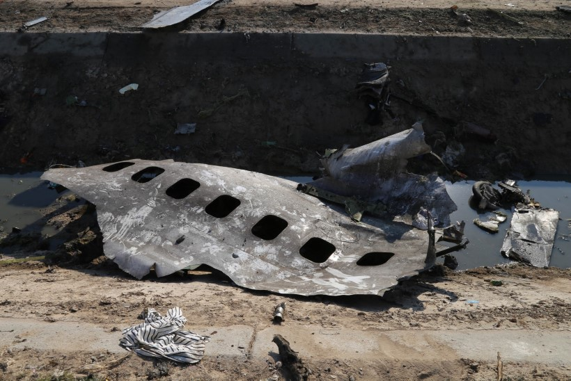 Lääne julgeolekuallikate teatel oli Iraani lennuõnnetuse põhjuseks tehniline rike